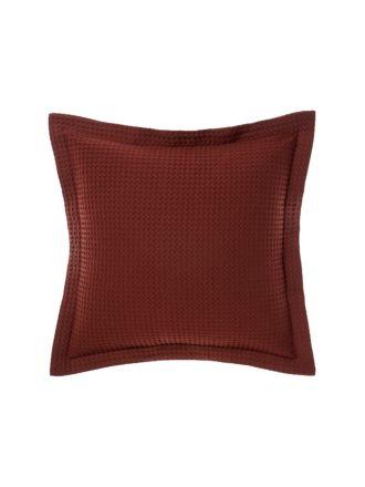 Deluxe Waffle Brick European Pillowcase