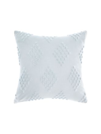 Fawkner Misty Blue Cushion 50x50cm