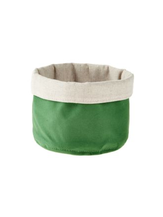 Frida Green Storage Basket