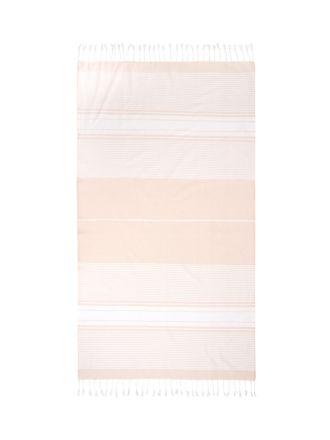 Hammam Peach Beach Towel