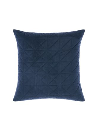 Heath Indigo European Pillowcase