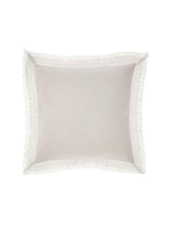 Iliana White Cushion 45x45cm