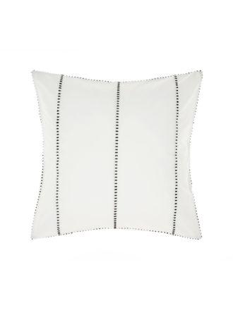 Jerome White European Pillowcase