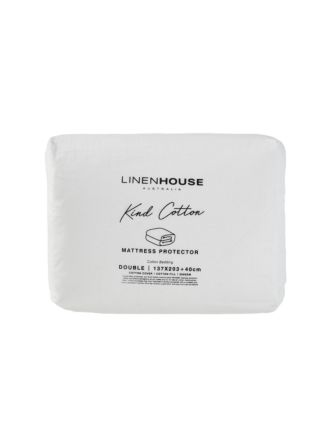 Kind Cotton Mattress Protector