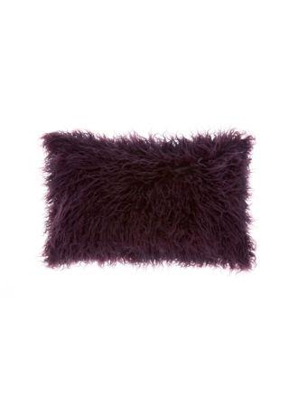 Lark Aubergine Cushion 35x55cm