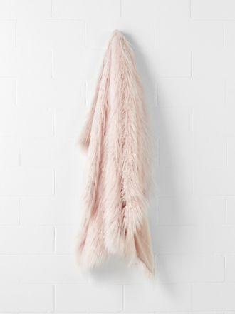 Lark Pink Throw
