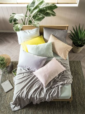 Nara Bamboo Cotton 400TC Sheet Set