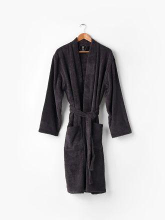 Nara Charcoal Bath Robe
