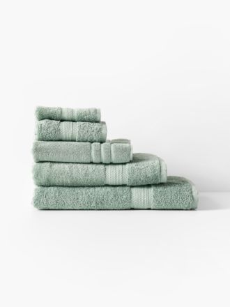 Newport Pistachio Towel Collection