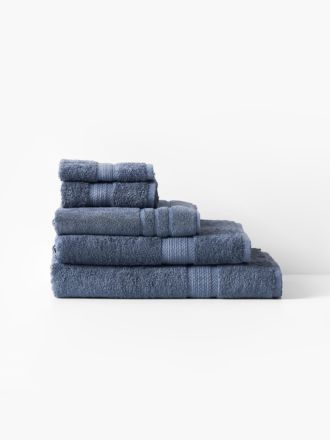 Newport Sapphire Towel Collection