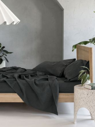 Pure Linen Magnet Sheet Set