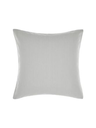 Nimes Grey Linen European Pillowcase