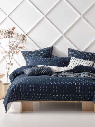Omari Quilt Cover Set