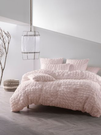 Riverbank Pink Quilt Cover Set