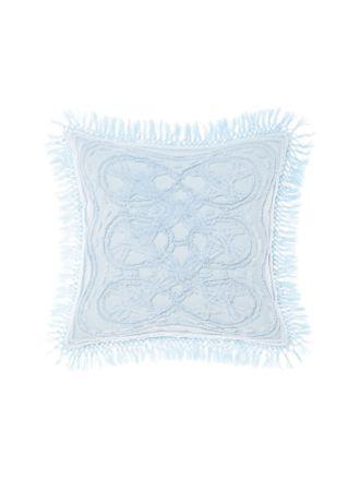 Somers Soft Blue Cushion 50x50cm