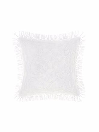 Somers White Cushion 50x50cm