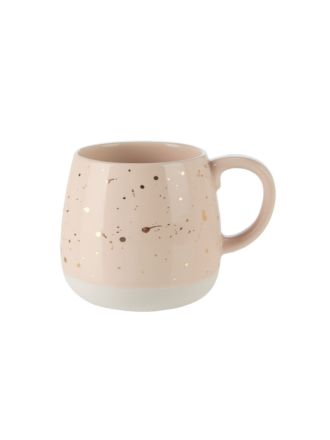 Sprinkle Peach Mug