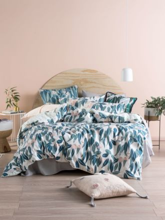 Squiggly Gum Quilt Cover Set