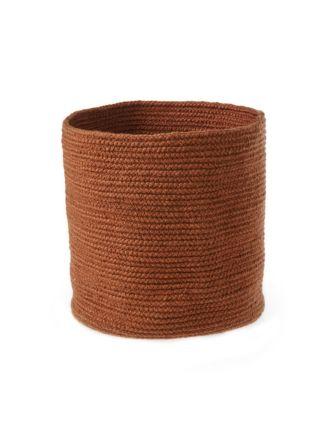 Tio Baked Clay Storage Basket