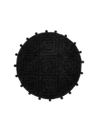 Tobago Black All-Purpose Mat