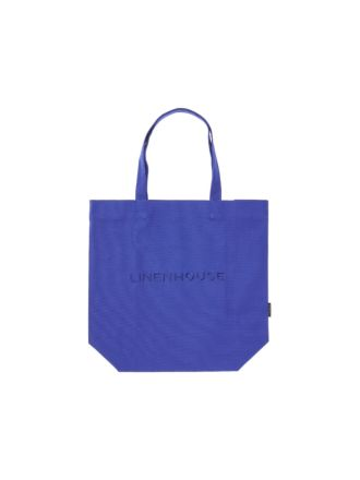 Linen House Electric Blue Tote Bag