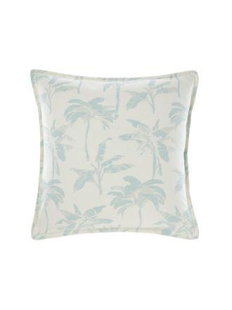 Tropea Aqua European Pillowcase