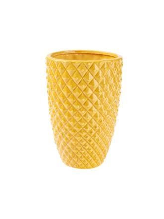 Tropical Pineapple Vase 23.5cm