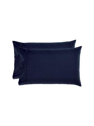 Winton Indigo Standard Pillowcase Pair