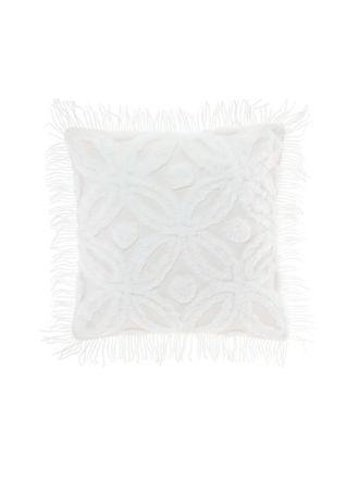 Fog White Cushion 45x45cm