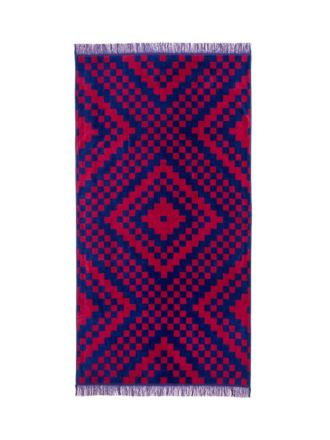 Zuma Raspberry Beach Towel