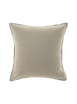 Waffle Tan European Pillowcase