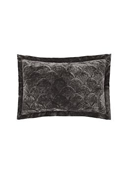 Meyer Charcoal Pillow Sham Set