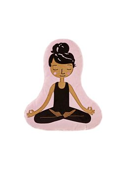 Little Yogi Novelty Cushion