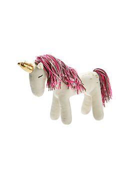 Rainbow Unicorn Novelty Cushion