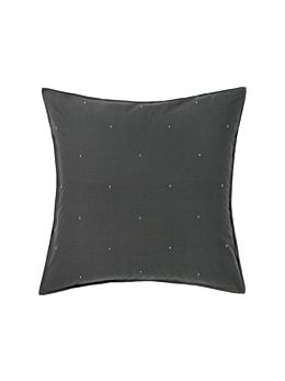 Alexandra Charcoal European Pillowcase