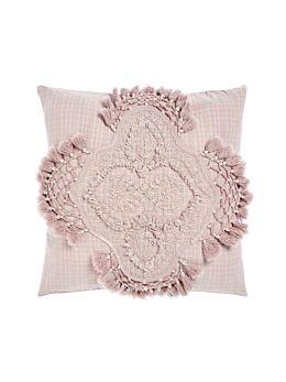 Alli Mauve Cushion 48x48cm