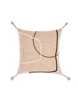 Exon Terracotta Cushion 48x48cm