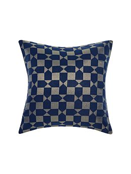 Fabiano Navy European Pillowcase