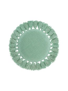 Florida Sage Cushion 45cm Round