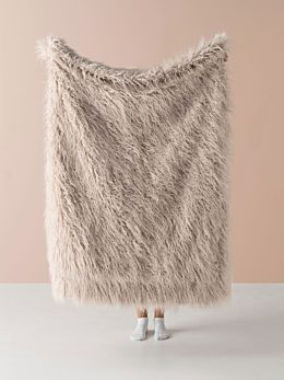 Lark Nude Throw