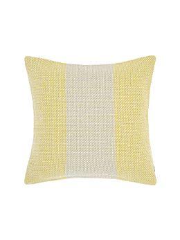 Lexa Mustard Cushion 50x50cm