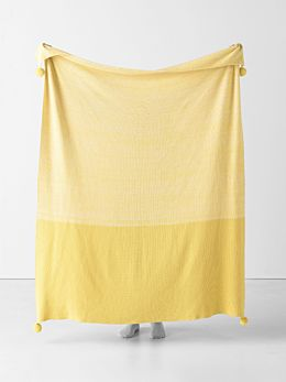 Shimo Pineapple Throw