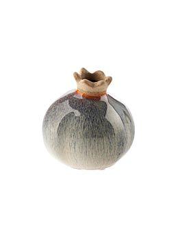 Splendor Grey Bud Vase 10cm