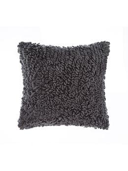 Westwood Charcoal Cushion 45x45cm