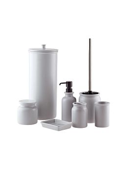 Marino Silver Bathroom Collection
